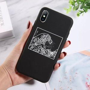 Aesthetic Wave IPhone Case